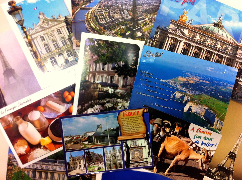 Comment écrire une super carte postale : trucs et astuces
