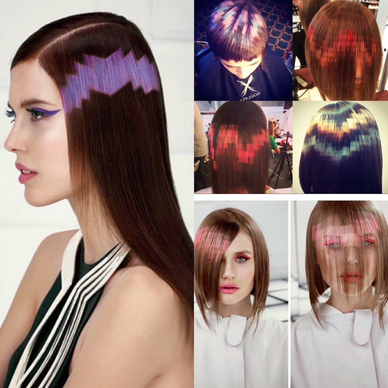 Pixel hair - une tendance capillaire un peu flou !3