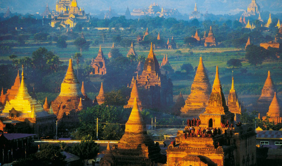 découvrir la birmanie