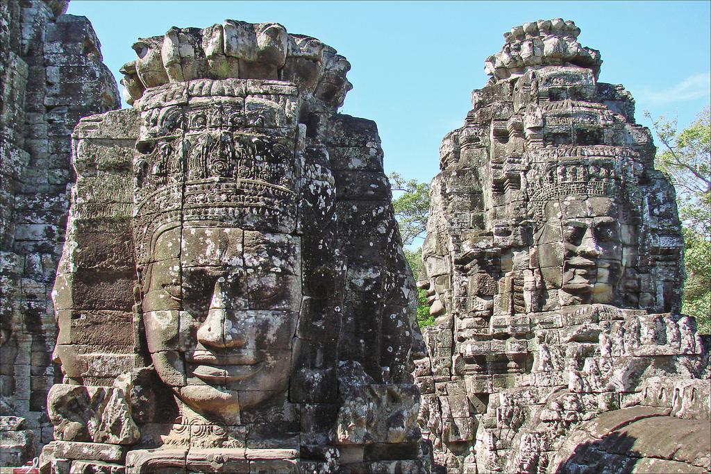 Les sites à découvrir durant un voyage au complexe cambodgien d'Angkor