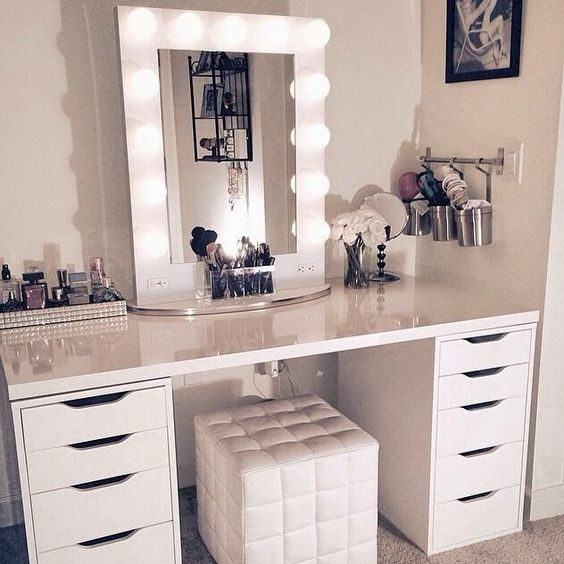 professionnels ; armoire maquillage