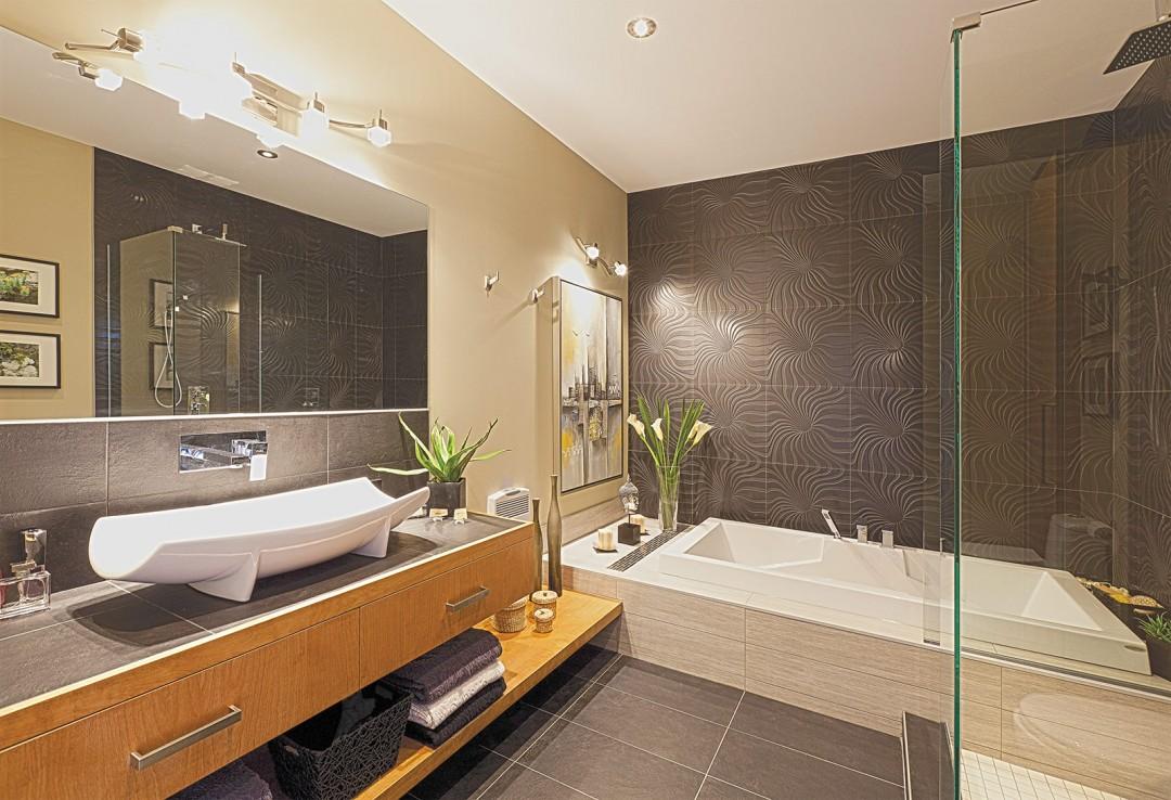 salle de bain les quipements de base. Black Bedroom Furniture Sets. Home Design Ideas