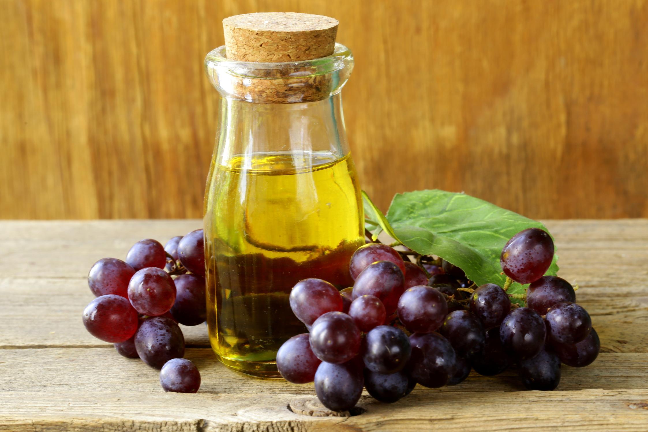 L'huile de pépins de raisin pour le soin des cheveux