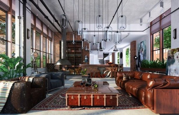 Décoration industrielle, pourquoi disposer des meubles rétro ou vintage ?