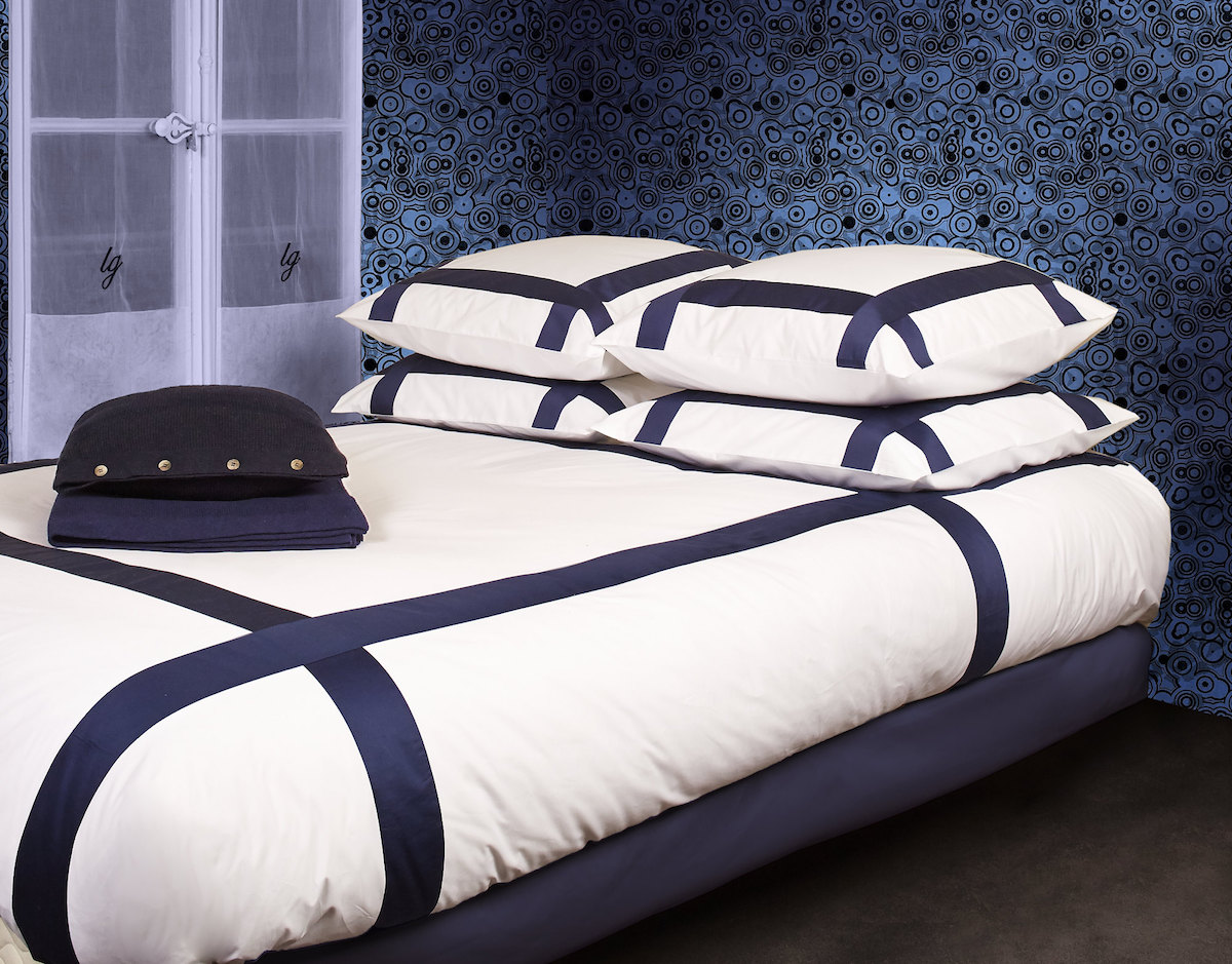 marque linge de maison haut de gamme lg sosoandco. Black Bedroom Furniture Sets. Home Design Ideas