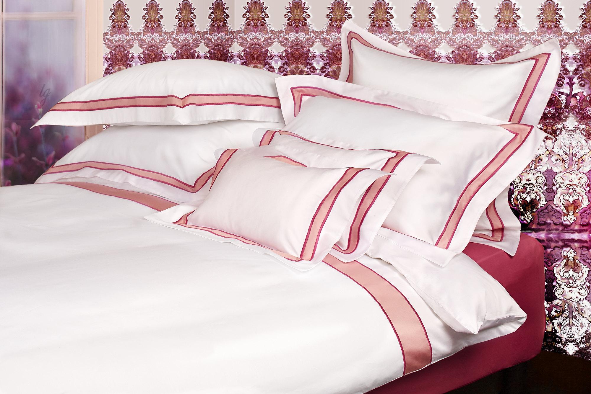 Marque de linge de maison haut de gamme fabulous drap housse with marque de linge de maison for Linge de lit de marque en soldes