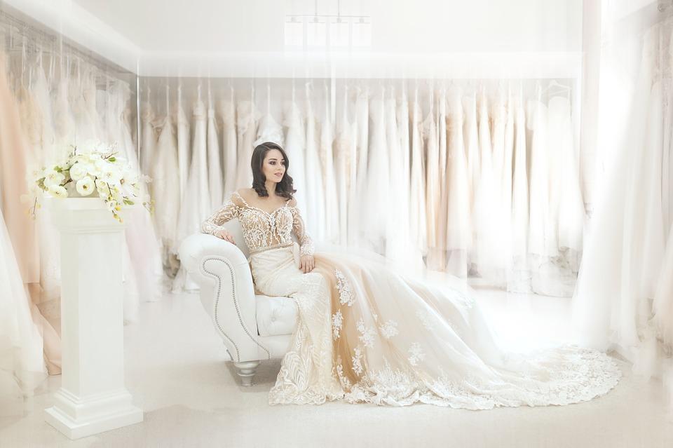 Comment avoir une belle robe de mariée à prix discount ?
