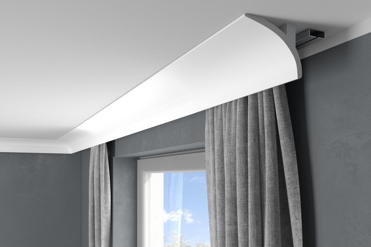 Molure plafond LED un véritable élément de décoration