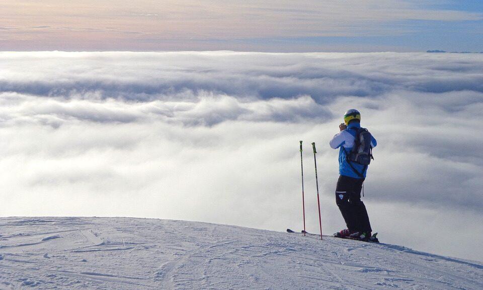 skier dans les Orres