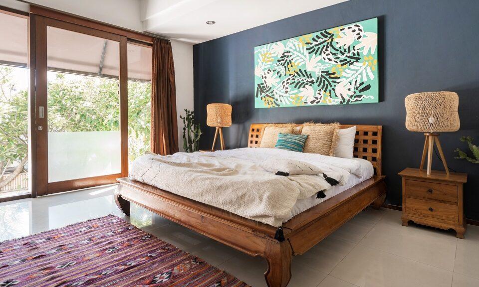 sommier tete de lit en bois