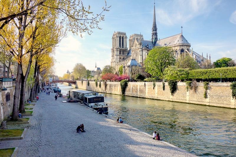Trouver un hôtel 3 étoiles à Paris